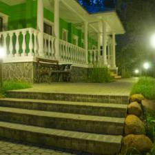 Landscape Lighting Ideas Mountain View